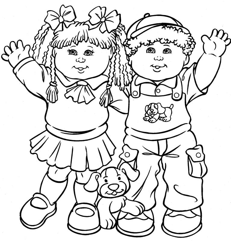printable coloring pages - Printable Coloring For Kids